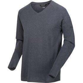 Regatta Kiro II T-shirt à manches longues Homme, seal grey